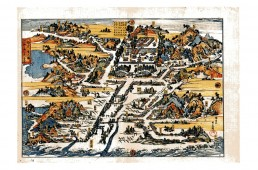 鎌倉一覧の図