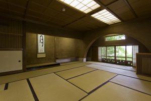 大佛次郎記念館和室
