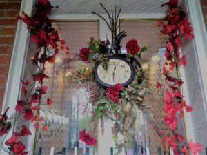 1階 玄関ハロウィン装飾